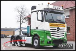 Cabeza tractora Mercedes LS 2858 6X4 F 16 Schwerlast, 120 t., TÜV 04/2021 convoy excepcional usada