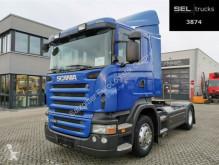 جرار Scania R 440LA4x2MNA / Diesel / LPG / orig. KM! مستعمل