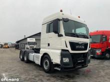 Cabeza tractora MAN TGX 33 480 6x4 EURO 6 // SUPER STAN // NISKI PRZEBIEG SERWISOWANY // usada