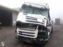 Tracteur Scania G 440 accidenté