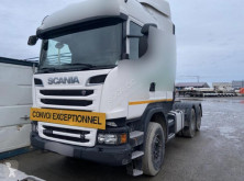 Scania R R 580 tractor unit used