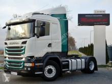 Scania R 520 / V8 / RETARDER /KIPPER HYDRAULIC/NAVI/ALU tractor unit used