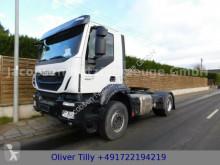 Ciągnik siodłowy Iveco Trakker*450 PS*Euro 6c*Kipphydraulik*Webasto*TOP używany