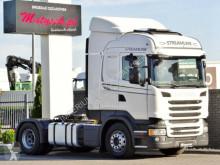 Cabeza tractora Scania R 410 / RETARDER / HIGHLINE / EURO 6 / AUTOMAT / usada