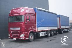 Kamion s návěsem savojský DAF XF