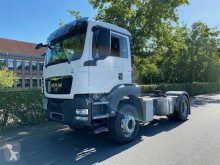 Cabeza tractora MAN TGS 18.440 SZM Kipphydraulik Top ! usada