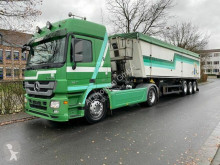 Mercedes Actros Actros 1841 Mit Kipper Auflieger 51m3 tractor-trailer used tipper