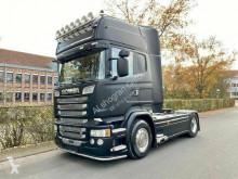 Cabeza tractora Scania R730 V8 Luft-Luft/ Euro6 / Vollausstattung usada