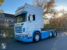 Tratores Scania R500 King of the Road Kipphydraulik usado