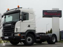 جرار Scania G 400/RETARDER/KIPPER HYDRAULIC/EURO 5 PDE/EEV/ مستعمل