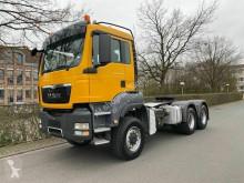 Trattore trasporto eccezionale MAN TGS 33.480 /6x6/Kipphydraulik/Blatt-Blatt V