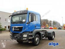 Cabeza tractora MAN 18.440 TGS BLS 4x4, Euro 6, Hydraulik, Schalter