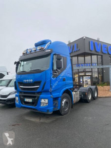 Iveco Stralis AS 260 S 57 XP tractor unit used