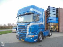 جرار Scania R440 Topline / Manual / Retarder / Euro 6 / 750.000 KM مستعمل