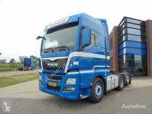 جرار MAN TGX 26.440 XXL / 6x2 / Euro 6 / NL Truck / 337.000 KM / 2 Tanks مستعمل