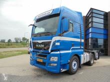 MAN TGX 26.440 XXL / 6x2 / Euro 6 / NL Truck / 377.000 KM / 2 Tanks tractor unit used