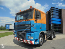 Cabeza tractora DAF XF95.530 Spacecab / 6x4 / Manual / FULL Steel / Retarder usada