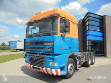 Cabeza tractora DAF XF95.480 Spacecab / 6x4 / Manual / FULL Steel / Retarder usada