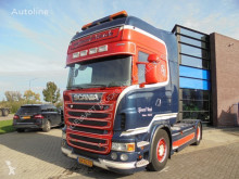Tracteur Scania R620 Topline / V8 / Manual / Retarder / Euro 5 / NL Truck occasion