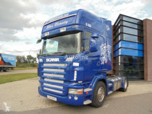 Tracteur Scania R500 Topline / Opticruise / Retarder / 2 Tanks / Euro 5 occasion