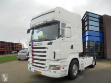 Tracteur Scania R500 Topline / Retarder / 2 Tanks / Opticruise semi / NL Truck occasion