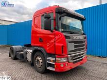 Trattore Scania G 420 Prodotti pericolosi / adr incidentato