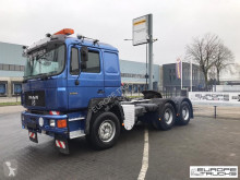 Tracteur MAN 26.502 Heavy duty - Manual - Mech pump - Hydraulics