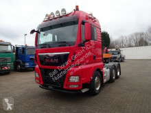 Tracteur convoi exceptionnel MAN 26.440 SZM TGX 6x2 Kipphydr. Tieflader geeignet