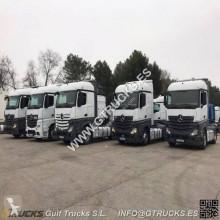 Cabeza tractora Mercedes Actros DISPONEMOS DE 10 UNIDADES. usada