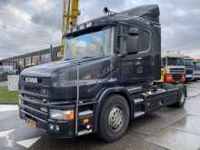 Scania T tractor unit used