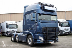 DAF XF 530 6X2 SuperSpaceCab Intarder Leder Alcoa tractor unit used