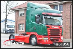 جرار موكب استثنائي Scania G 410 LA4x2MEB Hihline, Retarder SCR only