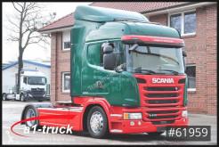 Cabeza tractora Scania G 410 LA4x2MEB Hihline, Retarder SCR only convoy excepcional usada
