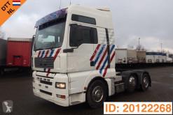 MAN TGA 26.430 tractor unit used