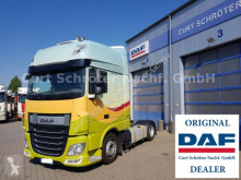 Tracteur convoi exceptionnel DAF FT XF 460 SSC Low Deck AUT, MX, Prod. 12.2015