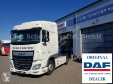 Tahač DAF FT XF 460 SC, AUT, MX-Brake, PCC