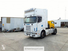 Scania R 124 LA 420 tractor unit used