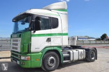 Scania R 144R460 tractor unit used
