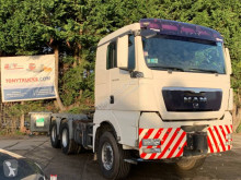 MAN TGX 33.540 tractor unit used exceptional transport