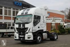 Cabeza tractora Iveco Stralis AS 480 EURO 6 HI-WAY/ACC/LDW/Kühlbox usada