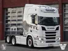 جرار Scania R 580 مستعمل