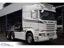 Nyergesvontató Scania R használt