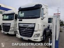 Cabeza tractora DAF XF 480 productos peligrosos / ADR usada