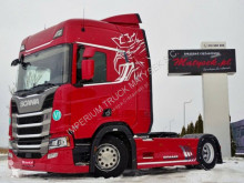 Tracteur Scania R 450 /RETARDER/NEW MODEL / LED /ACC/I-COOL/2018 occasion
