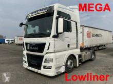 Trekker verlaagd MAN TGX TGX 18.440 Lowliner Mega