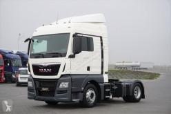 Cabeza tractora MAN TGX / 18.440 / EURO 6 / XLX / UAL / HYDRAULIKA usada