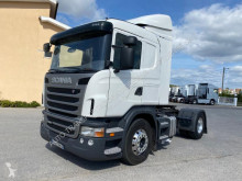 Scania G 420 tractor unit used