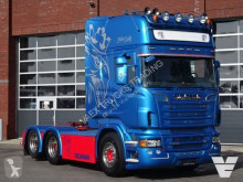 Scania R 730 tractor unit used
