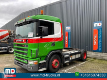 Scania R 114 tractor unit used