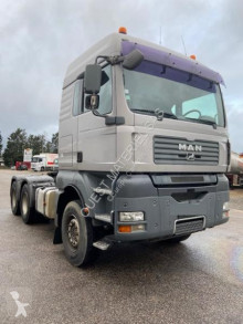 MAN TGA 33.480 tractor unit used